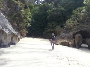 Casual stroll through Tasman Abel National Park